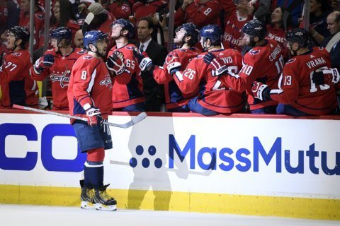 LISTEN: Hear Highlights from Capitals-Hurricanes Round 1 Game 2