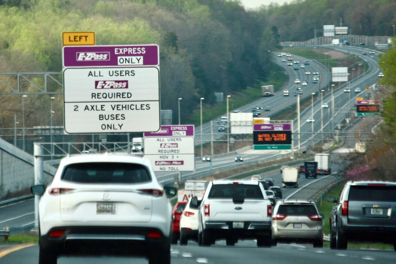 I 95 North Narrows To One Lane This Weekend In