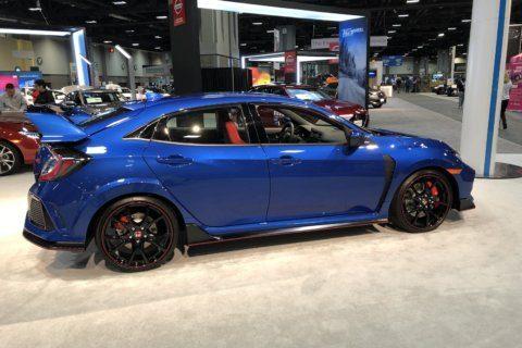 Scenes from the 2019 Washington Auto Show