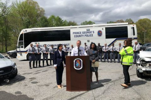 Prince George's Co. urges drivers to make safer decisions