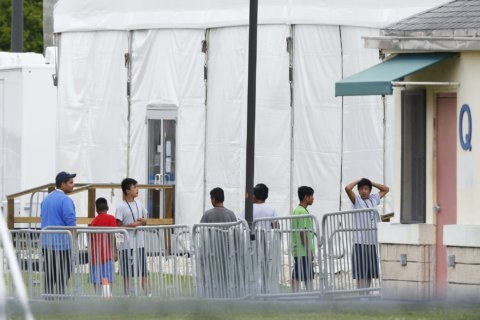 US says reuniting separated families laborious process