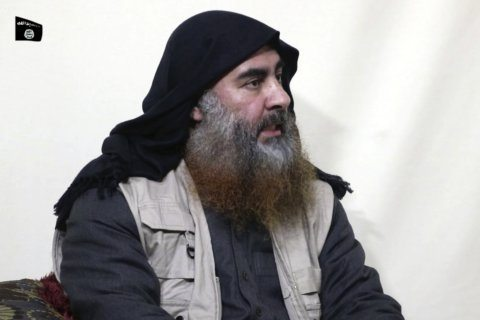 Analysis: IS leader Abu Bakr al-Baghdadi appears alive and well in video