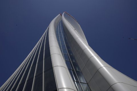 Italy inaugurates Generali Tower designed by Zaha Hadid