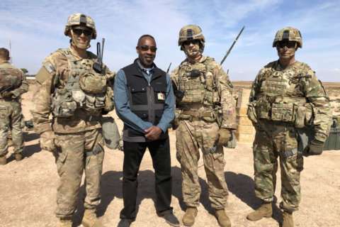 On Assignment: WTOP national security correspondent JJ Green with US military in North Africa