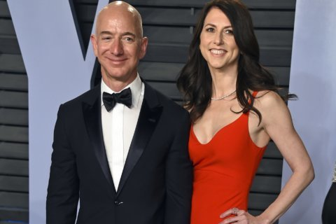 Amazon's Jeff Bezos and wife MacKenzie finalize divorce