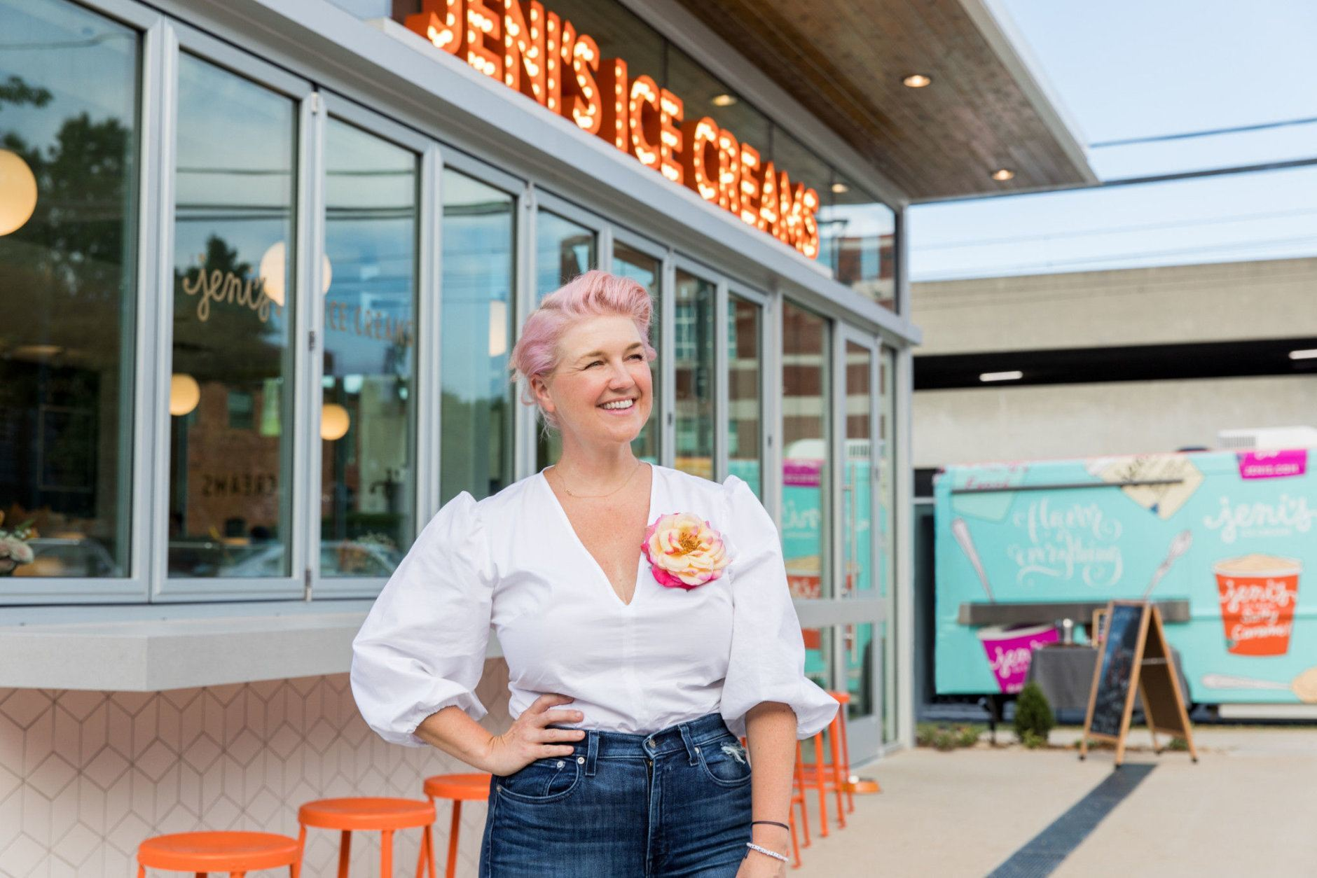 Jeni Britton Bauer. (Courtesy Jeni's Splendid Ice Creams)