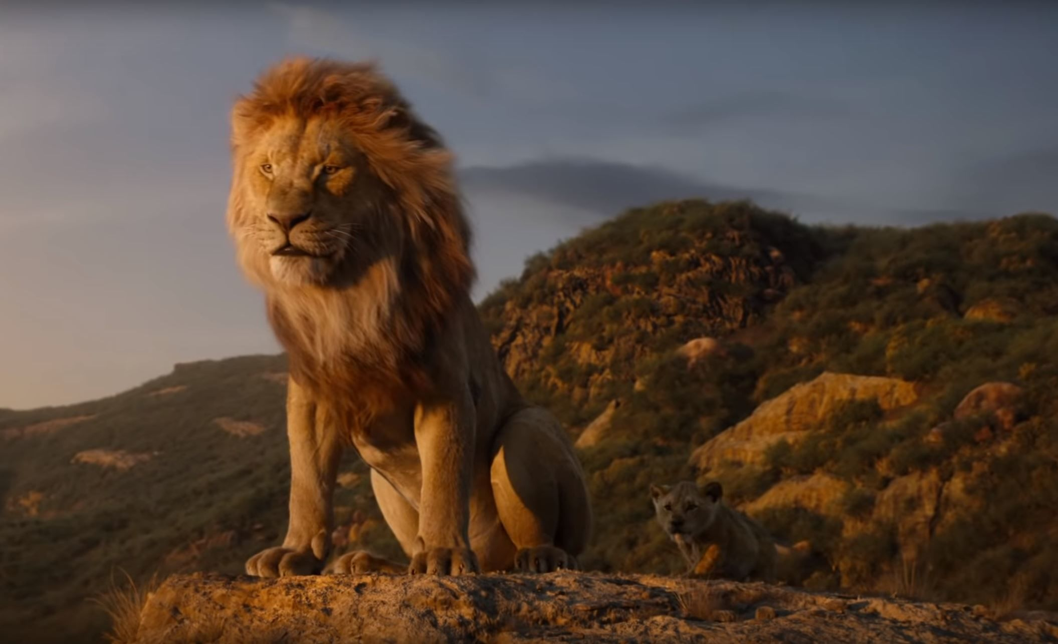column   u2018lion king u2019 trailer could signal disney u2019s best live