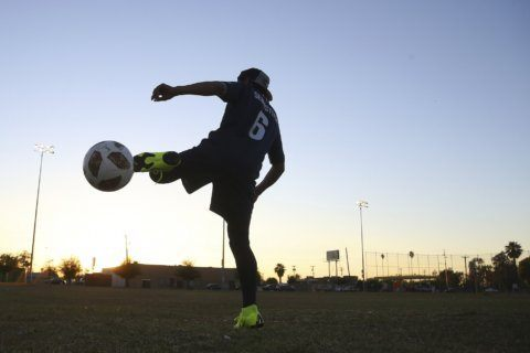 Soccer teams provide support, solidarity for migrants in US