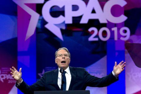 NRA sues longtime ad agency over requests for bill details