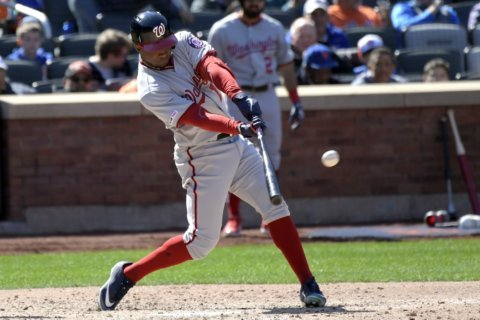 What to watch for from the Nats this weekend in New York