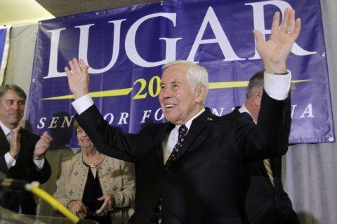 Richard Lugar, who helped in securing Soviet arsenal, dies