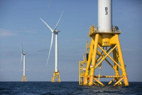 Dominion starts work on Virginia coastal wind project