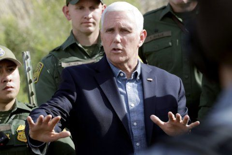 Pence to address NRA meeting in Indianapolis with Trump