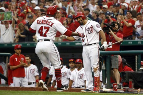 Where Nats, Orioles rank on Forbes' 'most valuable' franchises list