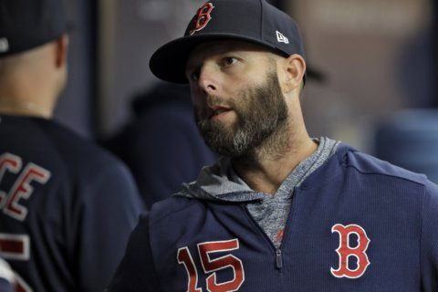 Dustin Pedroia could start rehab assignment Thursday