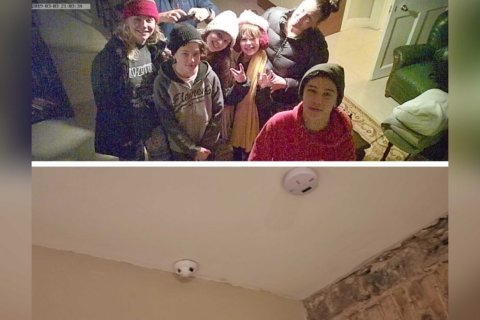 Family finds hidden camera livestreaming from their Airbnb in Ireland