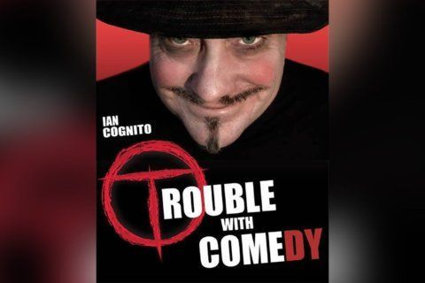 Comedian Ian Cognito dies on stage during his stand-up show