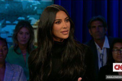 Kim Kardashian West is making a documentary about prison reform