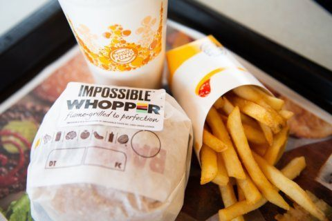 Burger King plans to roll out Impossible Whopper across the US