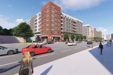 More housing proposed for Ballston Harris Teeter redevelopment