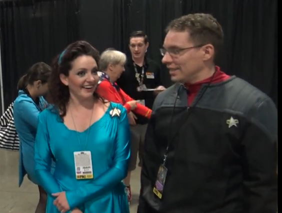 'Star Trek' steals the spotlight at DC's Awesome Con