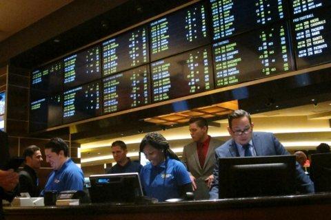 AP: Most states' sports betting revenue misses estimates