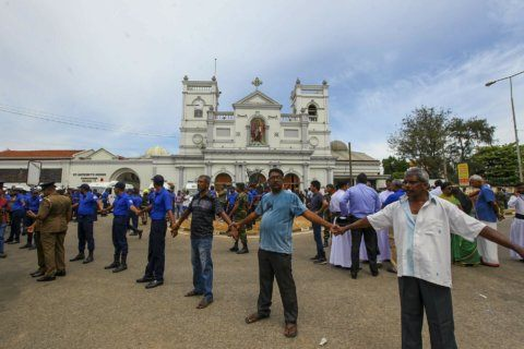 A look at Sri Lanka's troubled recent history marked by war