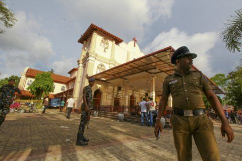 A look at the churches and hotels targeted in Sri Lanka
