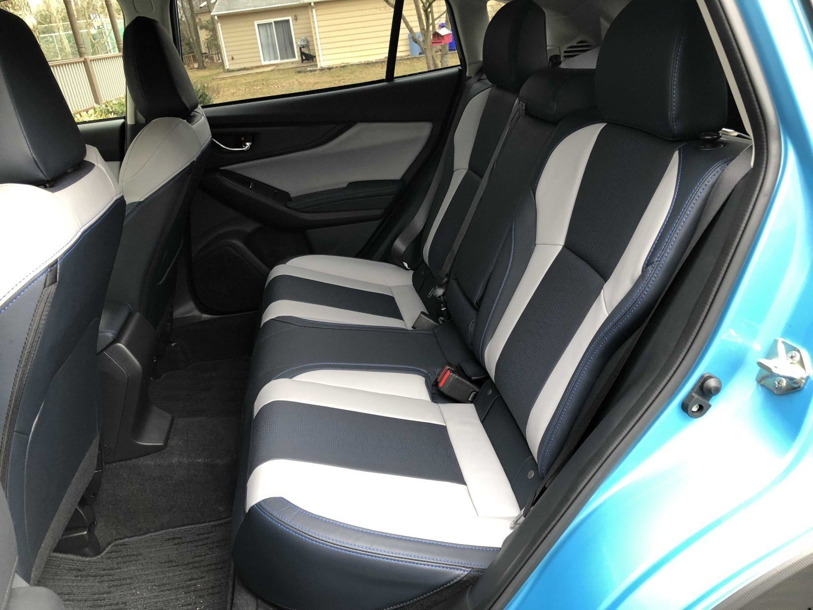 Stupendous Car Review Subaru Crosstrek Now Offers Plug In Hybrid Dailytribune Chair Design For Home Dailytribuneorg