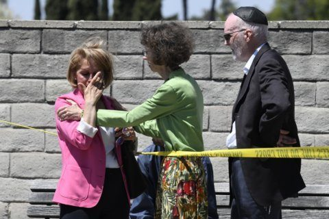 19-year-old kills 1, wounds rabbi and 2 others at synagogue