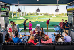 Topgolf is hiring for its third location in the D.C. area in National Harbor. (Courtesy Topgolf)