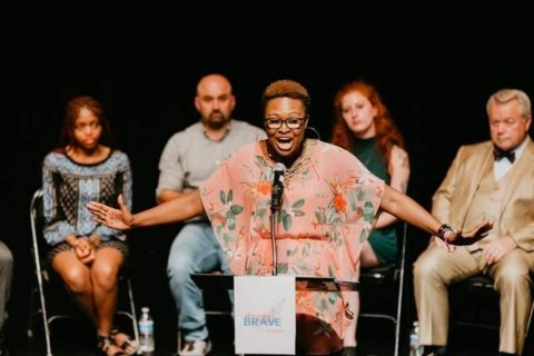 Sharing struggles, breaking stigmas: Live storytelling shines spotlight on mental health