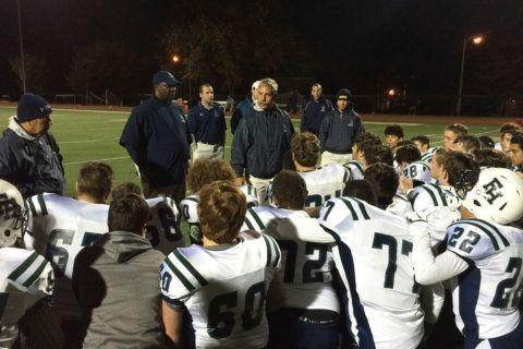 Flint Hill's Tom Verbanic celebrated for 2-sport success