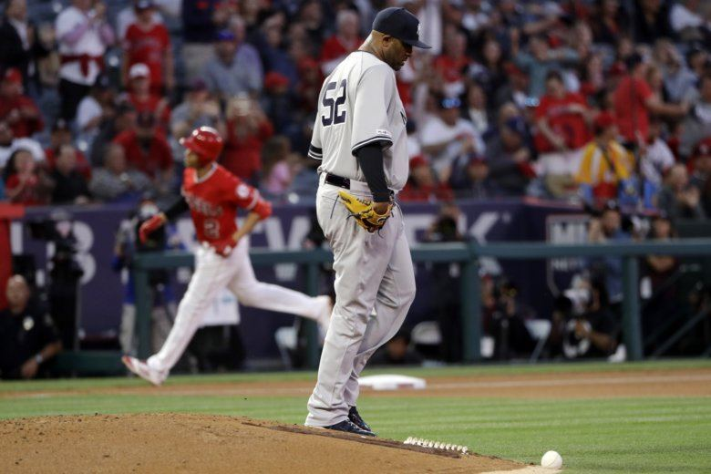 485674679be1d Yankees rally from 5 runs down for 6-5 win over Angels