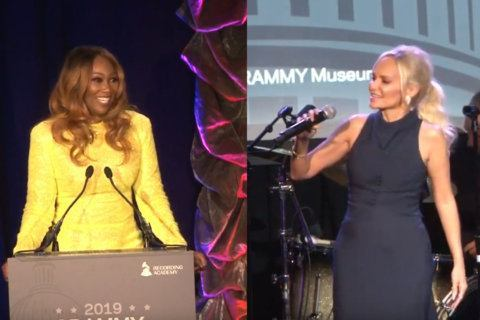 Grammys on the Hill event salutes Yolanda Adams, Kristin Chenoweth