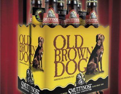 Beer of the Week: Smuttynose Old Brown Dog Brown Ale