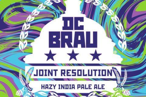 Beer of the Week: DC Brau Joint Resolution Hazy IPA
