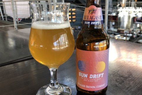 Beer of the Week: Allagash Sun Drift Ale