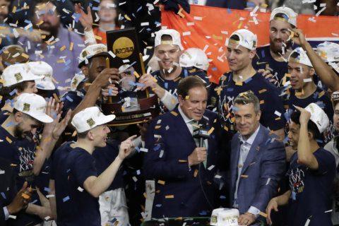 Va. Athletics to host NCAA championship celebration