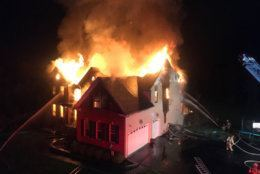 centreville fire