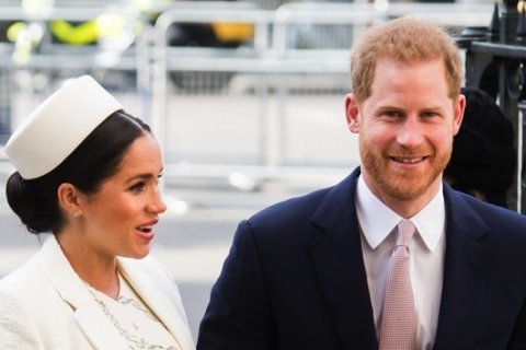 Prince Harry and Meghan Markle launch their own Instagram account