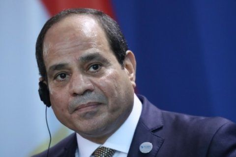 Critics seize on DC visit of Egyptian president to protest 'power grab'