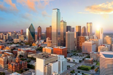 Dallas is hot, Chicago's not: New census data shows population winners, losers