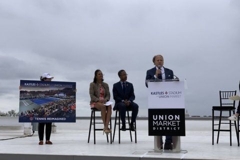 Pop-up tennis stadium to be built on roof of DC's Union Market