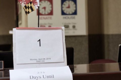 In final hours, Maryland lawmakers pass prescription drug, UMMS reform, clean energy bills