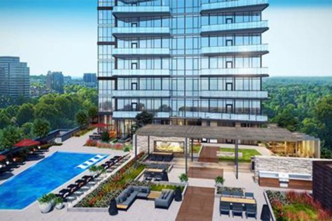 Luxury condominium complex Monarch near Tysons Galleria breaks ground