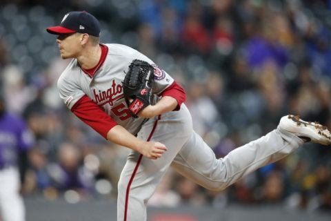 What to watch for as Nats try to even the series against Rockies