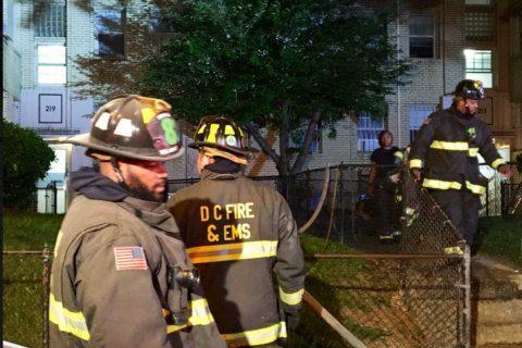 Man dead after SE apartment fire