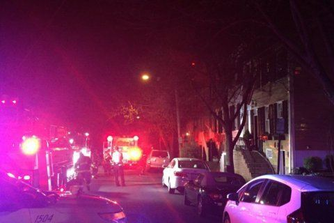 Old Town blaze leaves woman dead, sends her husband to hospital