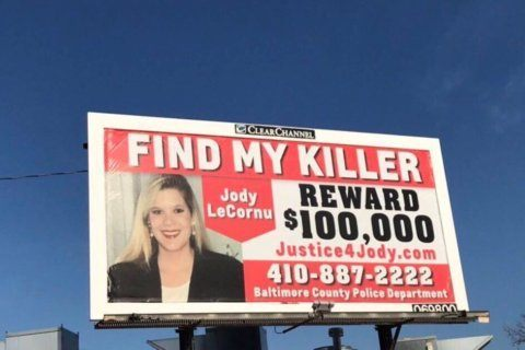 Inspired by movie, Md. woman hopes one last billboard will help solve sister's murder